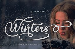Winters Product Image 1