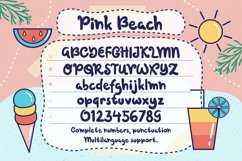 Pink Beach Product Image 3