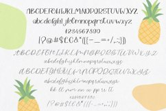 Pineapple Moon Font Duo Product Image 5