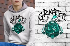 Web Font - Deardorf - Handdrawn Graffitti Font Product Image 5