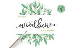 WOODBINE SCRIPT TRIO Product Image 1