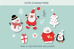 Merry Christmas Characters! Product Image 3