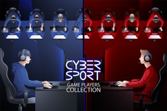 Cyber sport collection Product Image 1