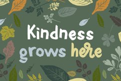 Herbs in Paradise brush font Product Image 3