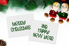 Web Font Sparkle Season - A Quirky Hand-Lettered Font Product Image 2
