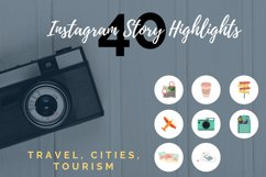 Instagram Story Highlights- Travel, Tourism, Cities Product Image 3