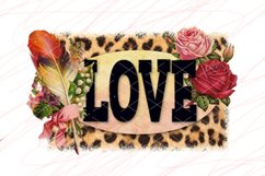 Happy Easter PNG Sublimation design downloads Heart Saying Product Image 1