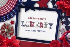 Liberty - Font Duo.  Product Image 1