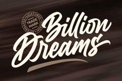 Billion Dreams / Urban Font Product Image 1