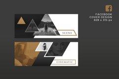 Elegant Facebook Cover Product Image 2