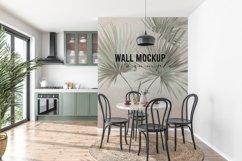 Wall mockup - Interior mockup - Wallpaper mockup Product Image 1
