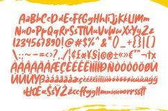 Diggies - A Playful Doodle Font Product Image 6