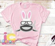 Easter Bunny Shark Svg, Sunglasses svg, eps, dxf, png Product Image 2