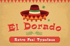 El Dorado - Mexican Typeface Product Image 1