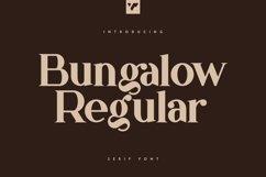 Bungalow Font Product Image 1