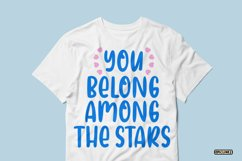 Love In Space - A Cute Handwritten Font Product Image 4