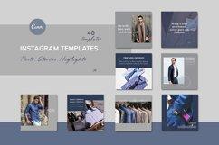 "Elegant Canva Instagram Templates ""Fashion"" Product Image 1"