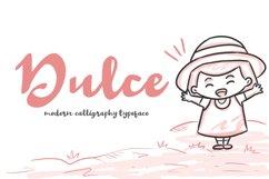 Dulce Script Product Image 1