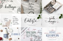 Mighty Font Bundle Product Image 6