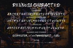 Revnosa Urban Brush Font Product Image 6