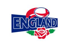 rugby ball england english rose Product Image 1