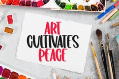 Abundance - A Quirky Clean Marker Type Product Image 3