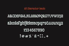 Machinkly Display Font Product Image 4