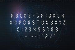 Digitally Headline Font Product Image 2