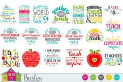 Teacher SVG Bundle Product Image 1