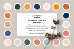 Instagram Highlight Covers Floral Colours Product Image 4