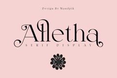 alletha Product Image 1