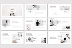 Mnmls - Powerpoint Template Product Image 2