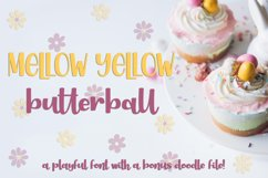Mellow Yellow Butterball Product Image 1