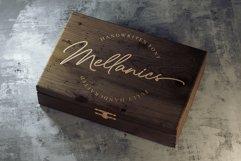 Mellanics Script Product Image 5