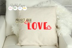 Love SVG / EPS / DXF / PNG Files Product Image 5