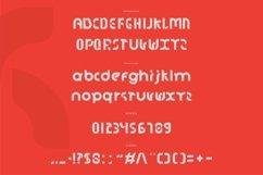 Oblong - logo font rounded modern Product Image 3