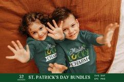 St Patrick's Day svg bundle eps png dxf Product Image 5