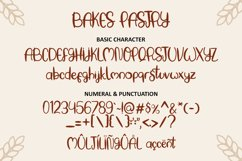 Baking Pastry - Handwritten Font Product Image 6