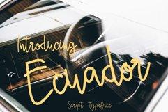 Ecuador (Bonus vector) Product Image 1