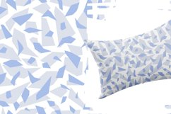 Blueberry paper cut style patterns Product Image 5