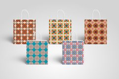 Ethnic seamless pattern collection Product Image 6