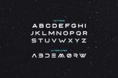 Polaris - Futuristic Font Product Image 2