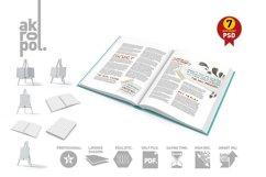 Book Mock-Up Set Product Image 4