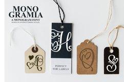 Monogramia Product Image 4