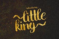 Little King Script Product Image 1