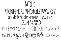 Simply Done Write Farmhouse 3 Weights Font Family & Dingbats Product Image 3