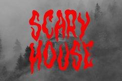 Horror Fonts | Hantu By tomatstudio Product Image 1