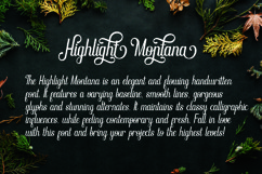 Highlight Montana Product Image 6