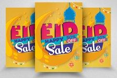 Eid Sale Offer Promotion Flyer Product Image 1