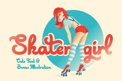 Skater Girl font Bonus Product Image 1